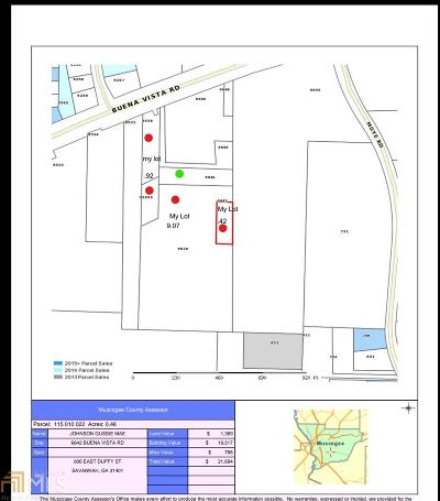 Columbus Residential Lots & Land For Sale: 6620 Buena Vista Rd