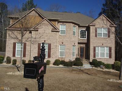 Conyers Single Family Home For Sale: 3573 SW Brook Park Trl