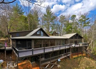 Gilmer County Single Family Home For Sale: 17 Ridgeview Ln