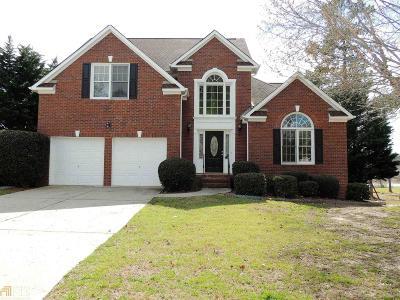 Villa Rica Single Family Home Under Contract: 2415 Ridgelake Dr