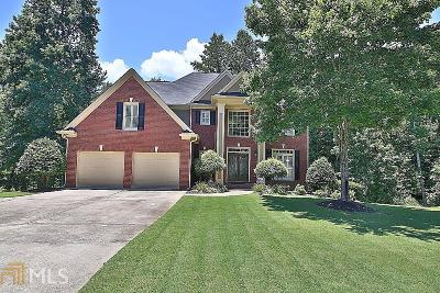 Single Family Home For Sale: 410 Overhill Bend