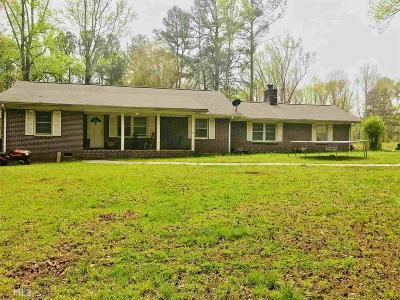 Ellenwood Single Family Home For Sale: 341 Panola Rd