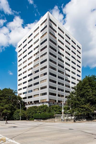 Renaissance Lofts Condo/Townhouse For Sale: 120 Ralph McGill Blvd #1306