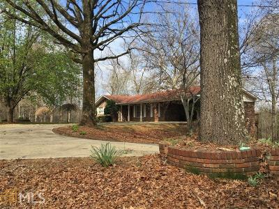 Lumpkin County Single Family Home For Sale: 2701 Cleveland Hwy