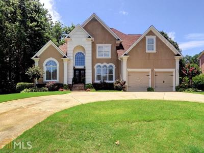 Roswell Single Family Home For Sale: 4660 Warrington Dr