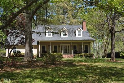 Troup County Single Family Home For Sale: 1025 Riverside Dr