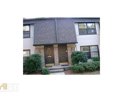 Fulton County Condo/Townhouse For Sale: 69 Monet Ct