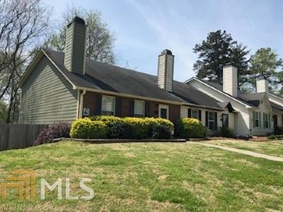 Marietta, Smyrna Condo/Townhouse For Sale: 1932 Cheatham Woods Dr