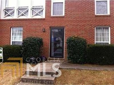 Marietta Condo/Townhouse For Sale: 1166 Booth Rd #903