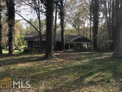 Elbert County, Franklin County, Hart County Single Family Home Under Contract: 343 Brookwood Dr #8
