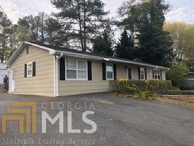 Single Family Home For Sale: 1520 Pine Valley Dr