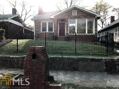 Mozley Park Single Family Home Under Contract: 149 Laurel Ave