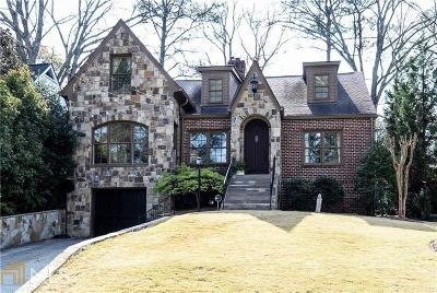 DeKalb County Single Family Home For Sale: 1733 Noble Dr