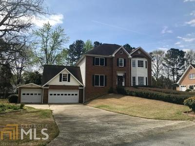 Lawrenceville Single Family Home For Sale: 721 Sacketts Ct
