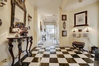 Park Place On Peachtree Condo/Townhouse For Sale: 2660 Peachtree Rd #19D