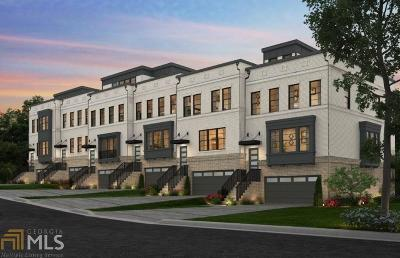 Smyrna Condo/Townhouse New: 4378 Benfield Way #19