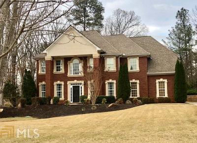 Stockbridge Single Family Home For Sale: 2113 Autumn Chase Dr