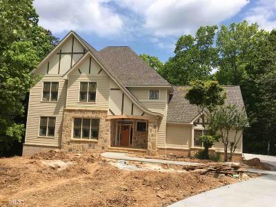 Single Family Home For Sale: 165 Highland Oaks Ct