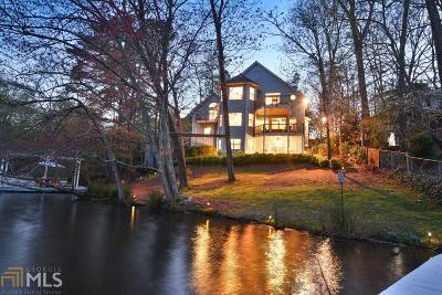 Berkeley Lake Single Family Home Under Contract: 236 Lakeshore Dr