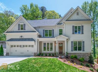 DeKalb County Single Family Home For Sale: 2573 Drew Valley Rd