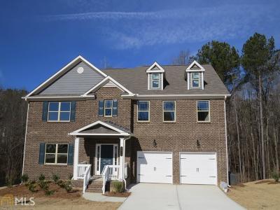 Douglas County Single Family Home New: 3970 Tarnrill Rd