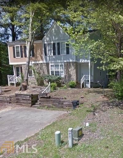 Marietta Condo/Townhouse Under Contract: 1424 W Booth Rd Ext