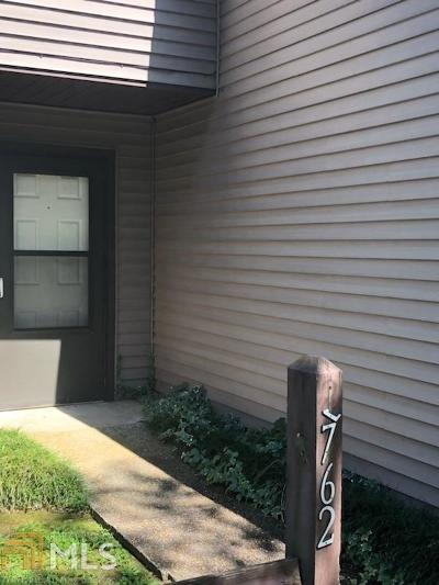 Austell Condo/Townhouse For Sale: 2762 Whitewater Ct