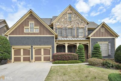 Smyrna Single Family Home New: 4198 Barnes Meadow Rd
