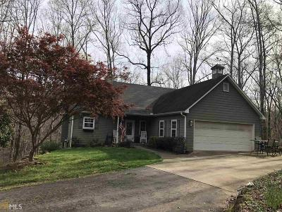 Cleveland Single Family Home For Sale: 987 Peaceful Valley