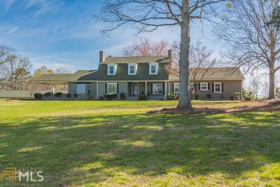 Habersham County Single Family Home For Sale: 1380 Double Bridge Rd