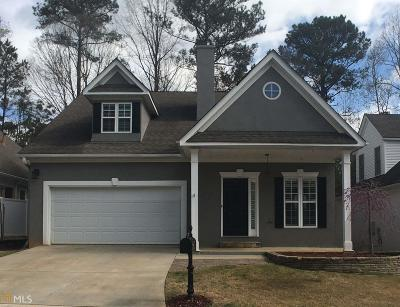 Peachtree City Single Family Home For Sale: 202 Riviera Ct #19