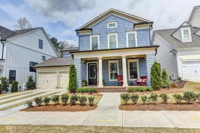 Roswell Single Family Home New: 1030 Crossvine Rd