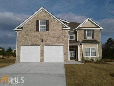 Ellenwood Single Family Home New: 3854 Village Crossing Cir #46
