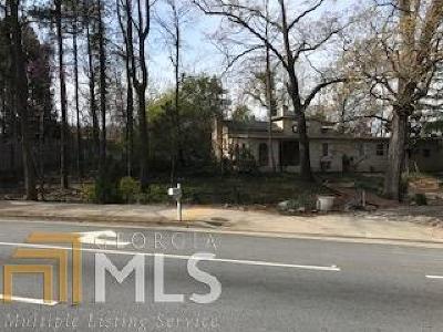 Smyrna Single Family Home New: 3410 SE Atlanta Rd