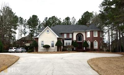 Henry County Single Family Home New: 431 Abbey Springs