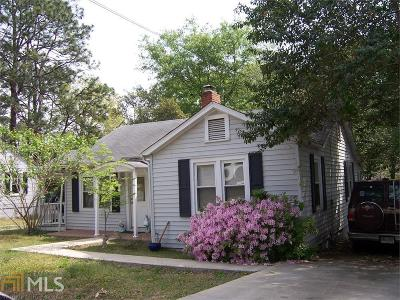 Statesboro Single Family Home For Sale: 344 N College St