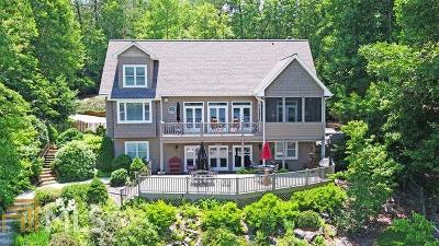 Hiawassee Single Family Home For Sale: 1270 Laurel Ln