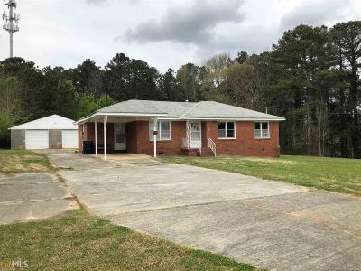 Lilburn Single Family Home New: 5371 Lilburn Stone Mountain Rd