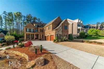 Kennesaw Single Family Home For Sale: 1145 Hamilton Estates