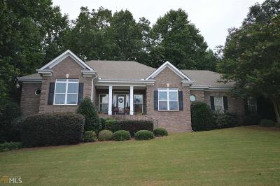 Monroe, Social Circle, Loganville Single Family Home For Sale: 542 Sterling Water Dr