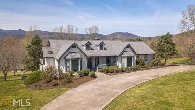 Clarkesville Single Family Home For Sale: 307 Land O Goshen