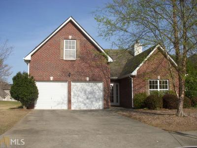 Single Family Home New: 390 Fairpointe Pl