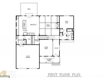 Smyrna Single Family Home For Sale: 1272 Kingsview Cir