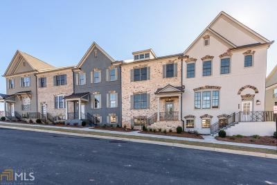 Dekalb County Condo/Townhouse For Sale: 1819 Falling Sky Ct #158