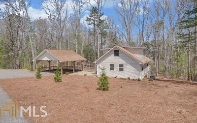 Blairsville Single Family Home For Sale: 90 Cove Ln