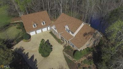 Madison Single Family Home For Sale: 3341 Eatonton Rd