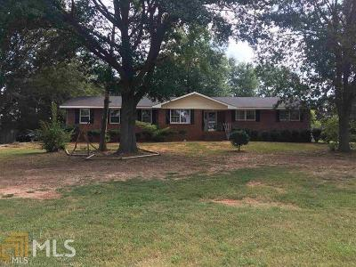 Conyers Single Family Home For Sale: 1837 Highway 212