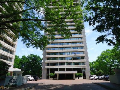 Plaza Towers Condo/Townhouse Under Contract: 2575 Peachtree Rd #10E