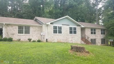 Fulton County Single Family Home For Sale: 3745 Pittman