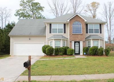 Covington Single Family Home For Sale: 285 Oak Terrace Dr